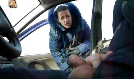 Khó khăn, người chị, hai rumani da đen với một phim sec thu cho truyền của cum
